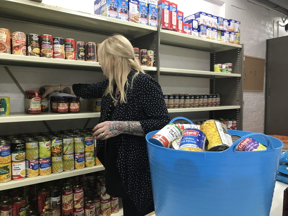 Call for Food Donations