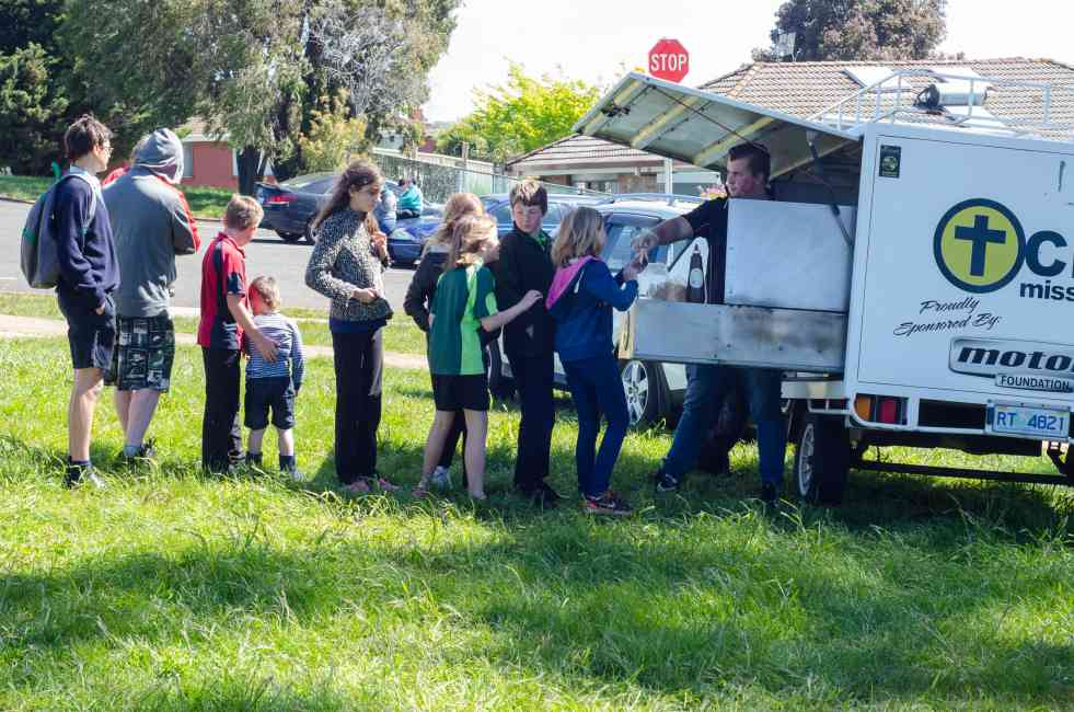 Community Outreach Trailer
