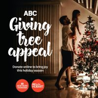 The ABC Giving Tree Appeal has officially launched!
