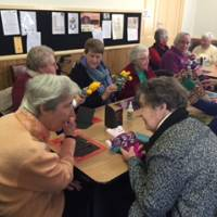 Women's Auxiliary Knitting