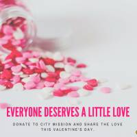 Everyone deserves a little love