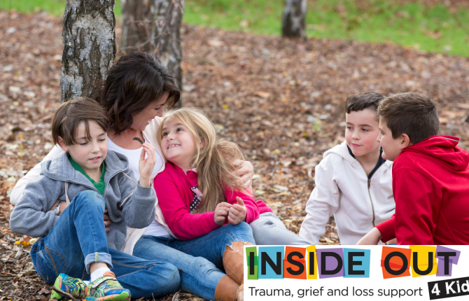 Children's Trauma, Grief & Loss Support